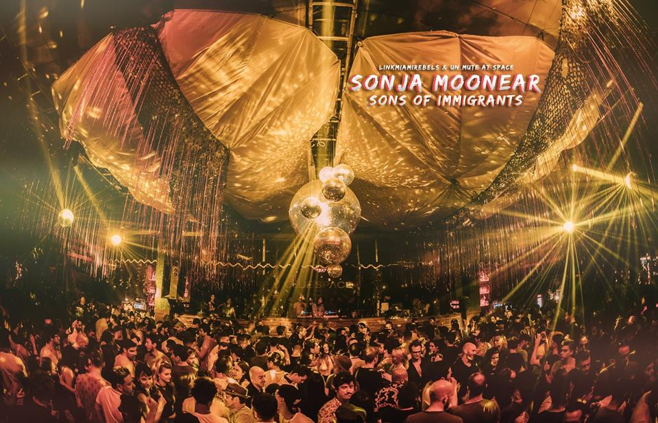 Sonja Moonear / July 28