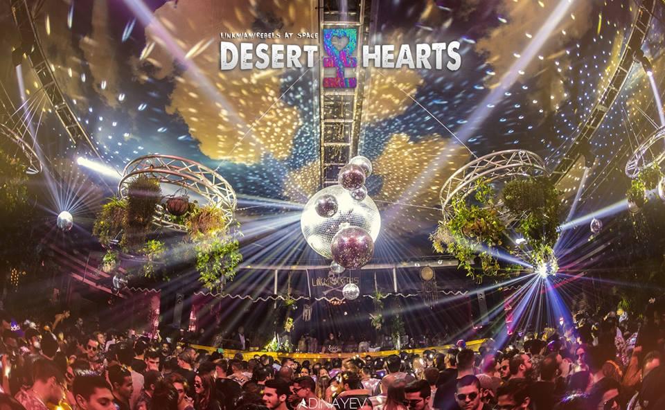 Desert Hearts / August 25