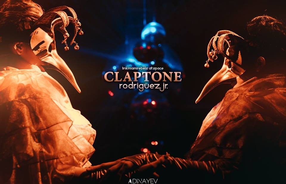 Claptone + Rodriguez Jr. + Durante / September 1