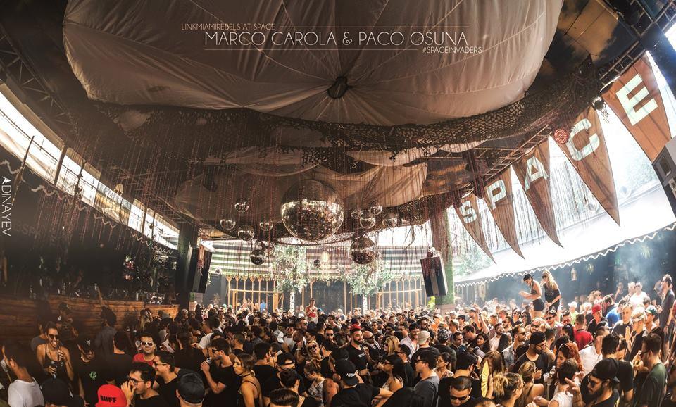 Marco Carola + Paco Osuna / February 16