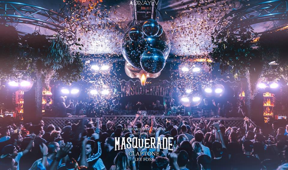 The Masquerade Party / Dec 5