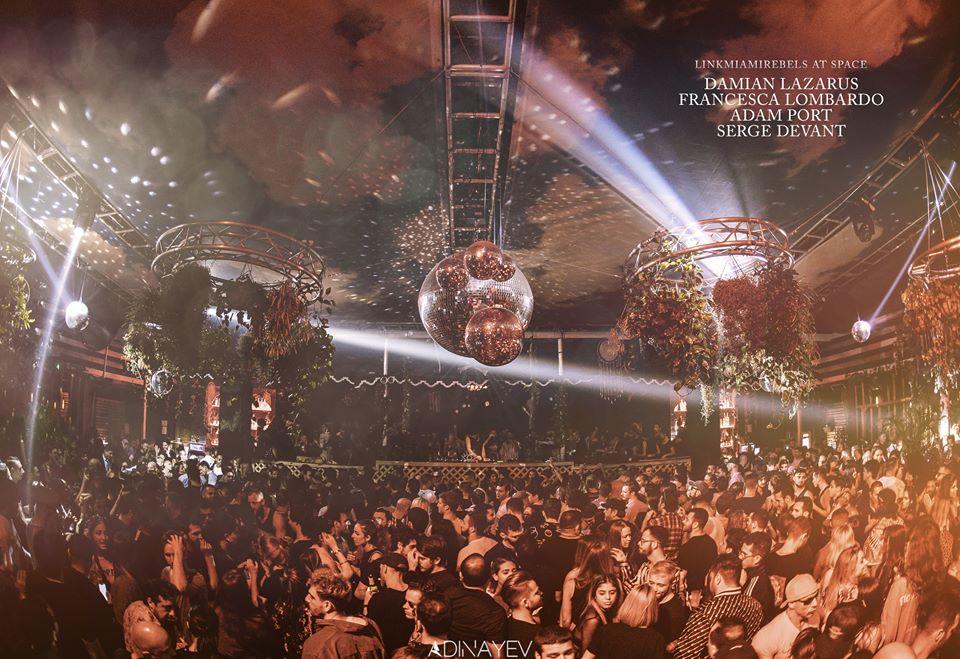 Damian Lazarus + Francesca Lombardo + Adam Port + Serge Devant / Dec 29