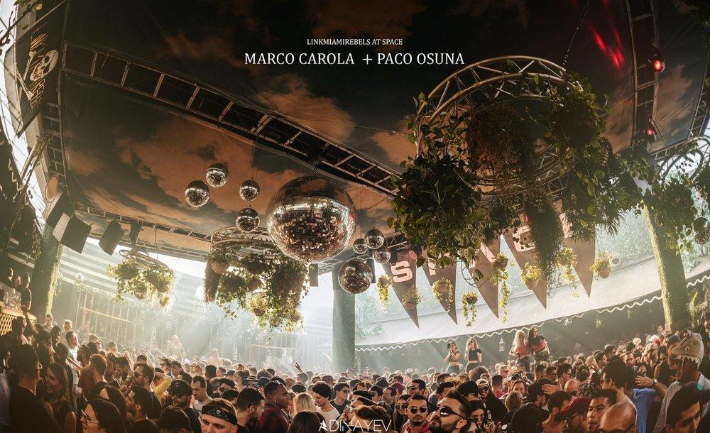 Marco Carola + Paco Osuna / Feb 16