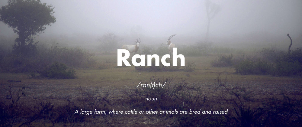 Ranch El Tinieblo