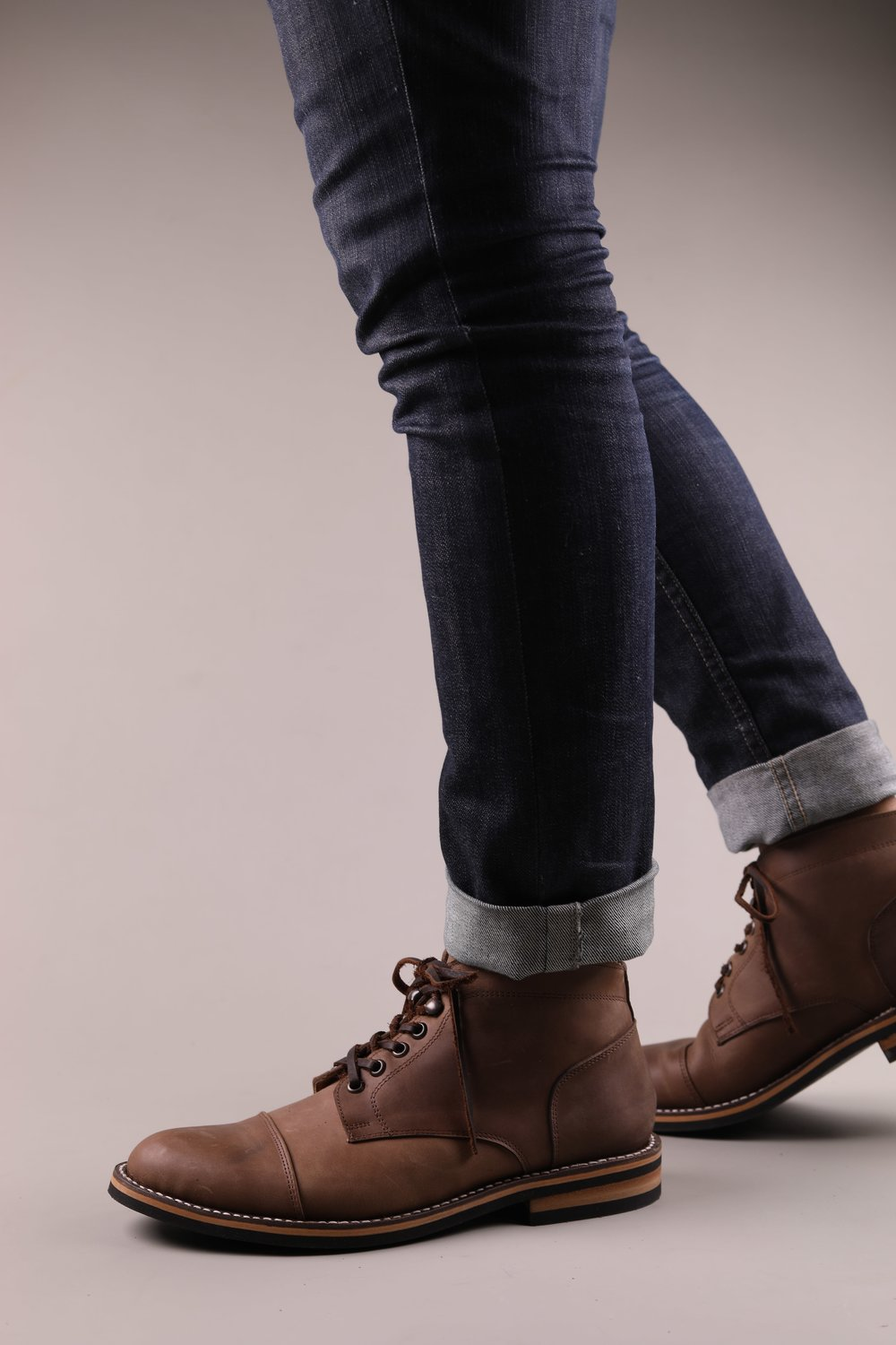 OUR FAVORITE. BETTER THAN EVER  BRUBECK SHORT BOOT