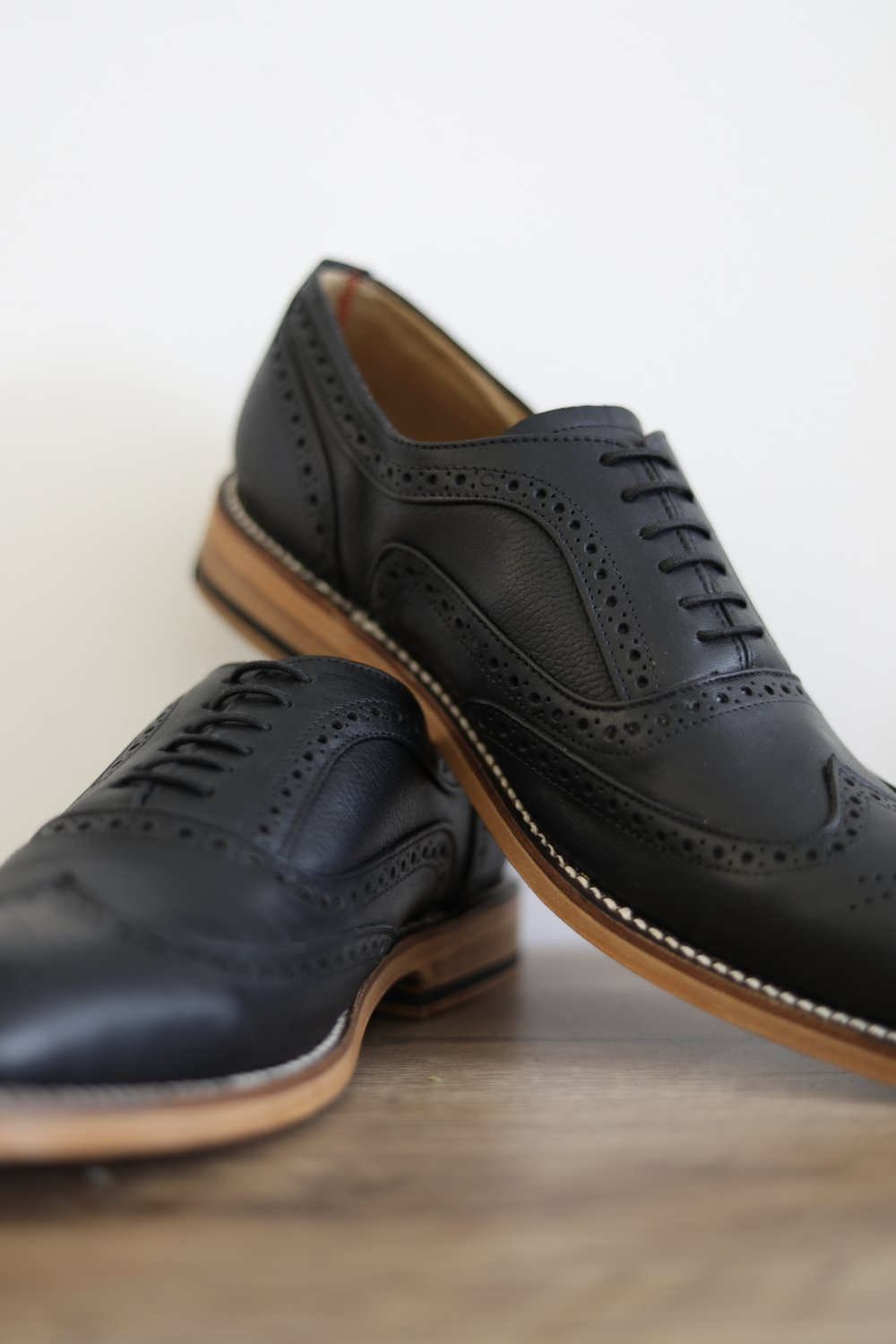 CLASSICS NEVER GO OUT OF STYLE  COLEMAN OXFORD
