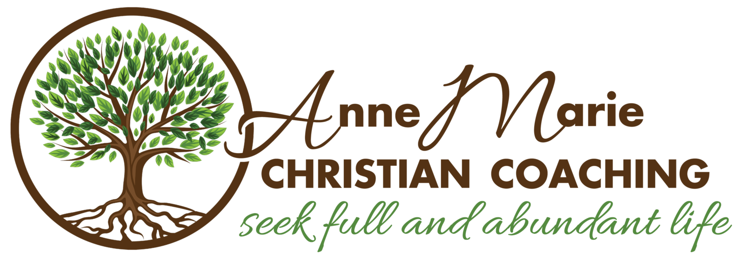 Anne Marie Christian Coaching
