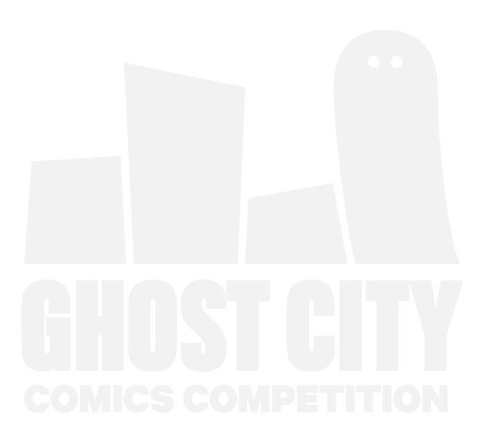 Ghost City Comics Competition