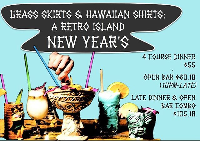 Where you should be on #NewYearsEve. #ijs