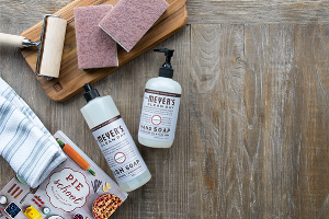 Click link for this awesome offer: Free Mrs. Meyer's Hand Soap and $10 Credit. This is an affiliate link. If you click on this ad and buy something, I make a commission at no cost to you.
