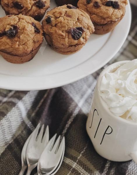 muffins + mug