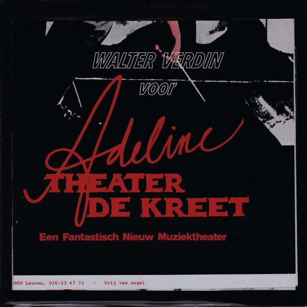 Walter Verdin   Voor Adeline (STREP011)