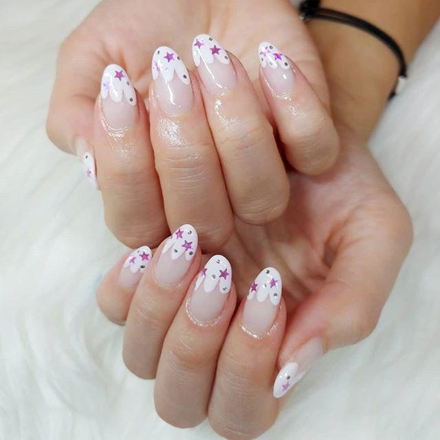 #nails so cute 😋😍