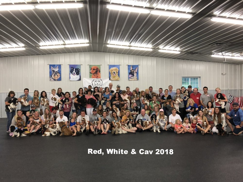 Red White & Cav Group Photo .JPG