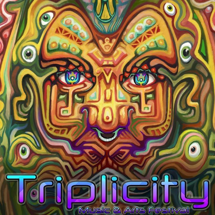 Triplicity Festival   Mid Whales, UK  23 -29th May 2018  
