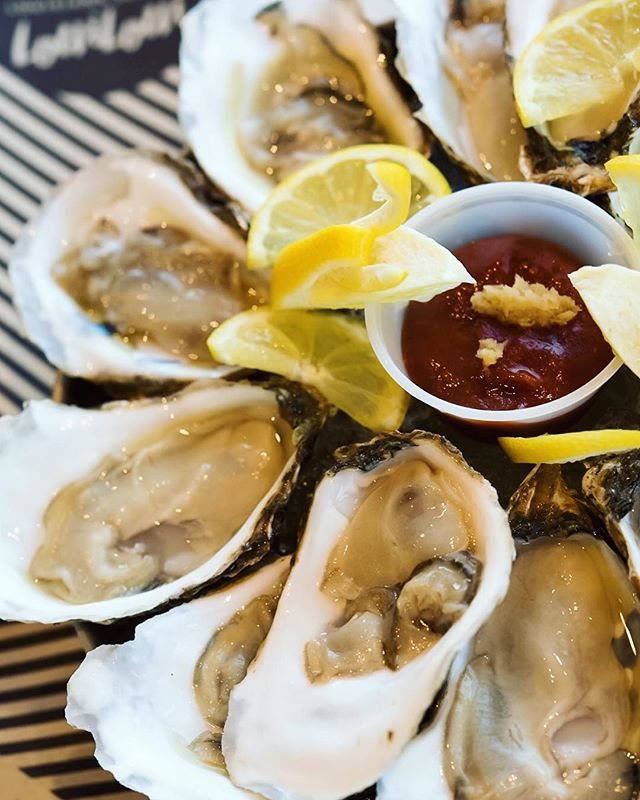 Happy National Oyster Day! Let's shuck it!  See below for Loui Loui's $1 Oyster Days 👇🏻 ———————————————————— Stoneham, MA - Monday  Fort Lee, NJ - Tuesday  Duluth, GA - Tuesday  New York, NY - During Happy Hour (M-F 4p-7p)