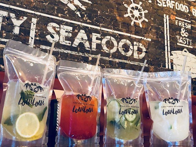 Take a break, it's Wednesday 😉 (📷 Adult Caprisun) #happyhumpday - - - #cajunfood #southernflavor #seafoodlovers #rawbar #foodporn #seafoodalltheway #seafoodboil #thefryer #bostonfoodie #igersboston #foodstagram #louilouiofficial #creole #eattss #yelpeatsbos #igersfood #eattingfortheinsta #617 #myfab5 #foodstagram #forkyeah #feedme #dailyfoodfeed #instayum #igfood #njeats #eeeeets #louisianastyle #adultbeverage