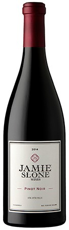 Jamie Slone Borific Pinot Noir Wine