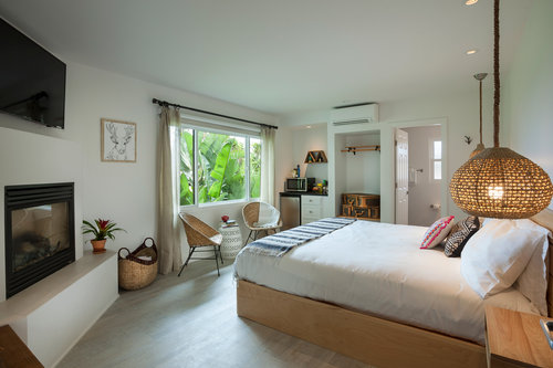 Room 10 Blue Sands Inn Santa Barbara