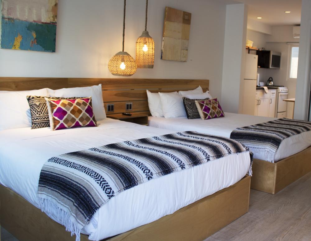 Room 1 and 3 Blue Sands Inn Santa Barbara