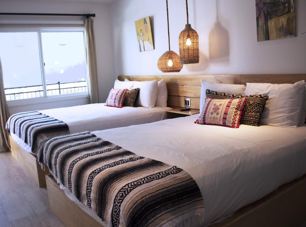 Room 6 Sands Inn Santa Barbara
