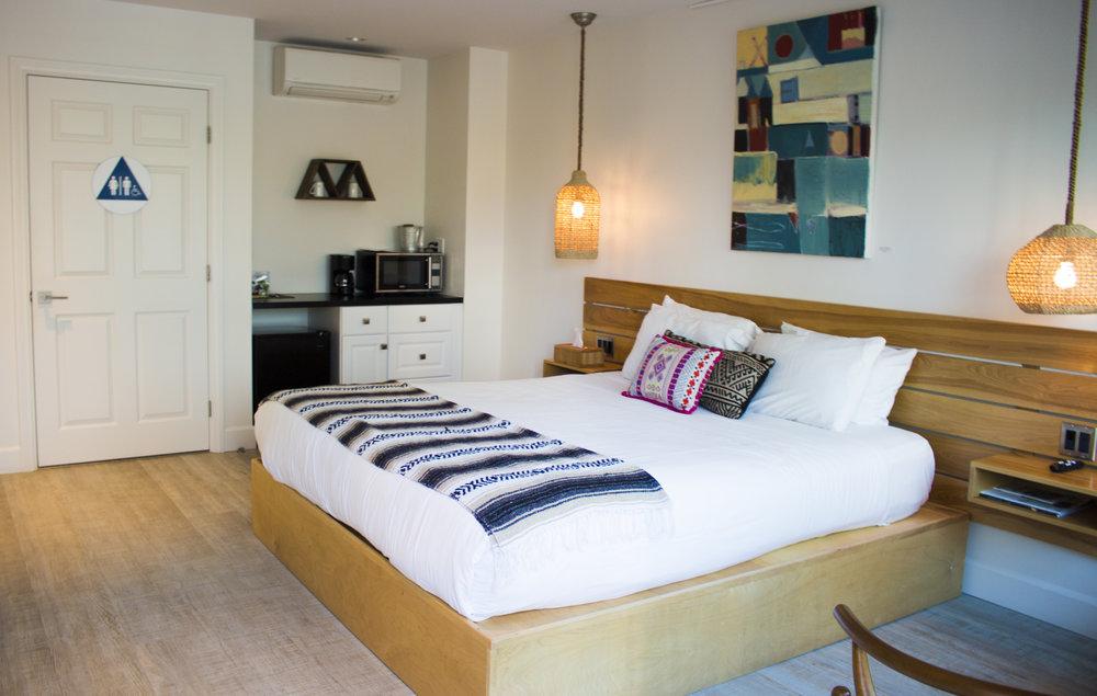 Room 2 Blue Sands Inn Santa Barbara