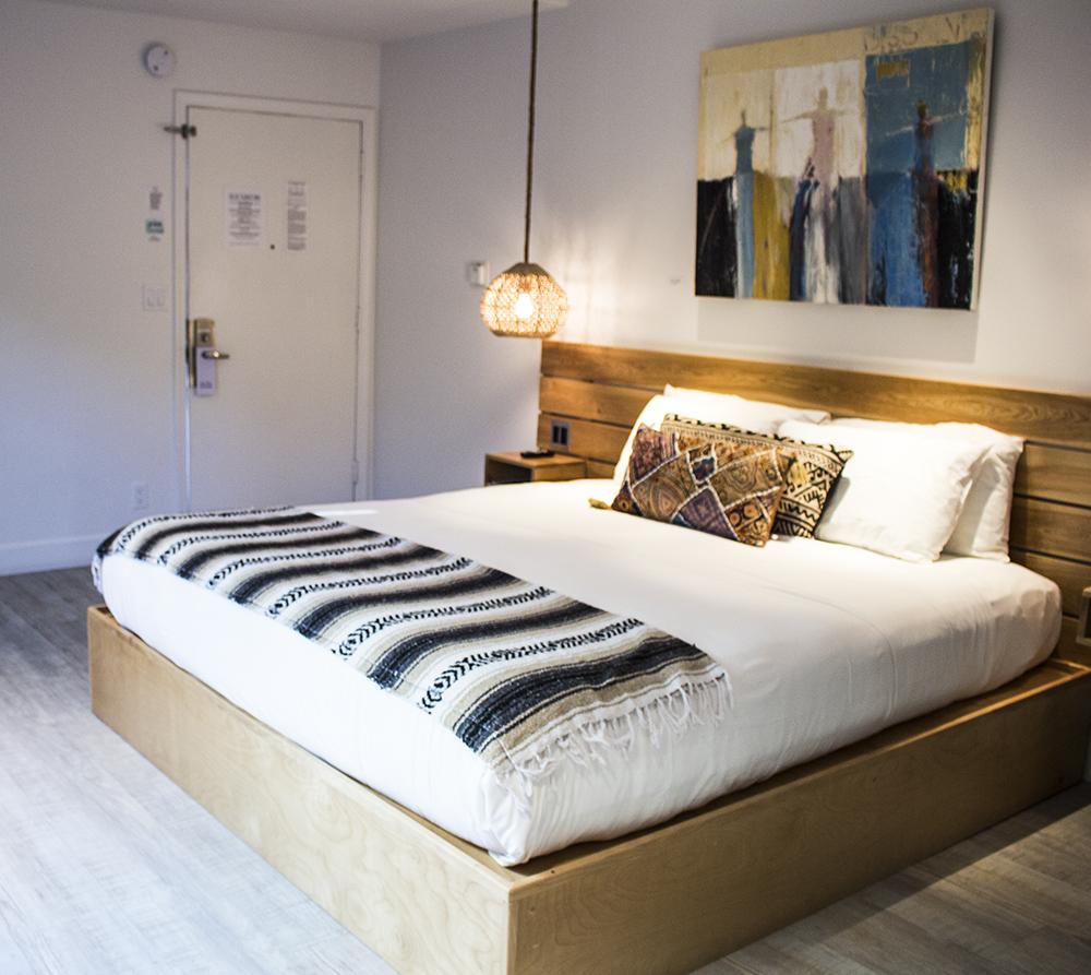 Room 4 Blue Sands Inn Santa Barbara