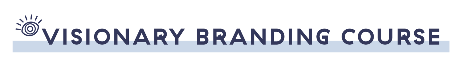 Visionary Branding Course