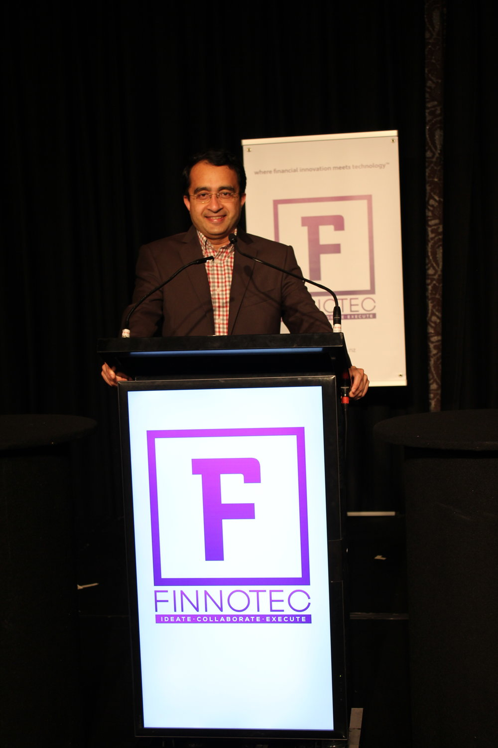 Binu Paul, Founder, Finnotec