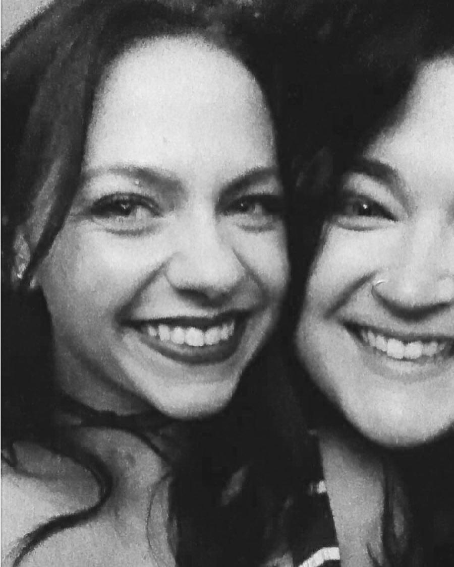 Lyndsey + Corina