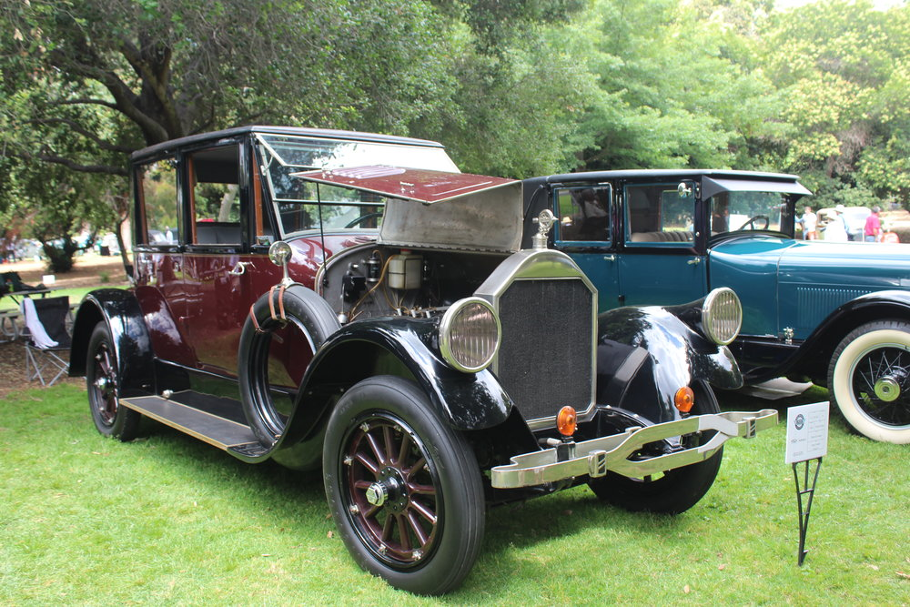 1922 Pierce-Arrow 33 Coupe Steve Snyder.JPG
