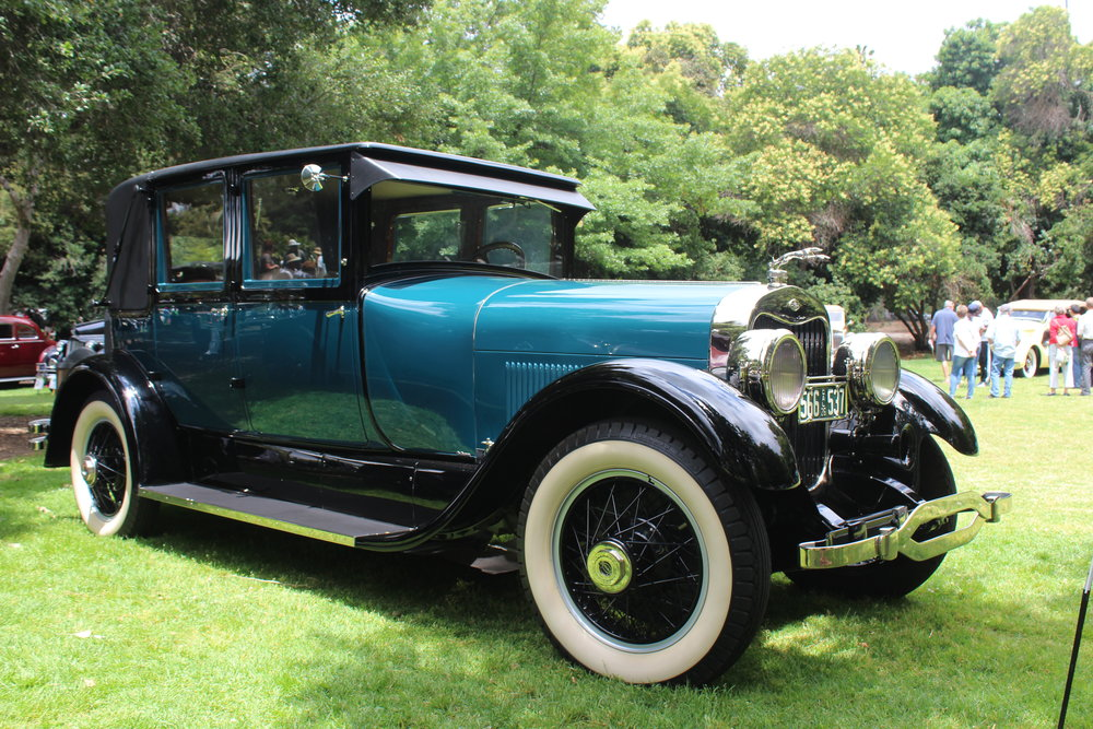 1926 Lincoln L Sedan, LeBaron Ron Hansen.JPG