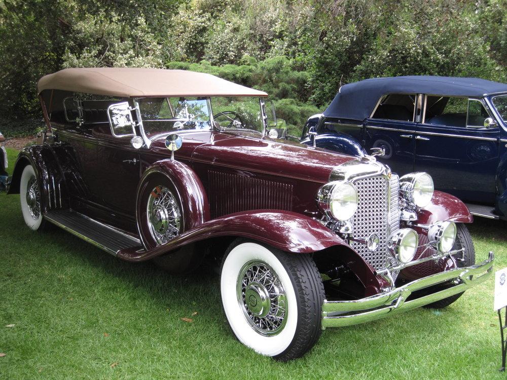 1931 Chrysler Imperial CG Dual Cowl Phaeton, LeBaron Aaron Weiss.JPG