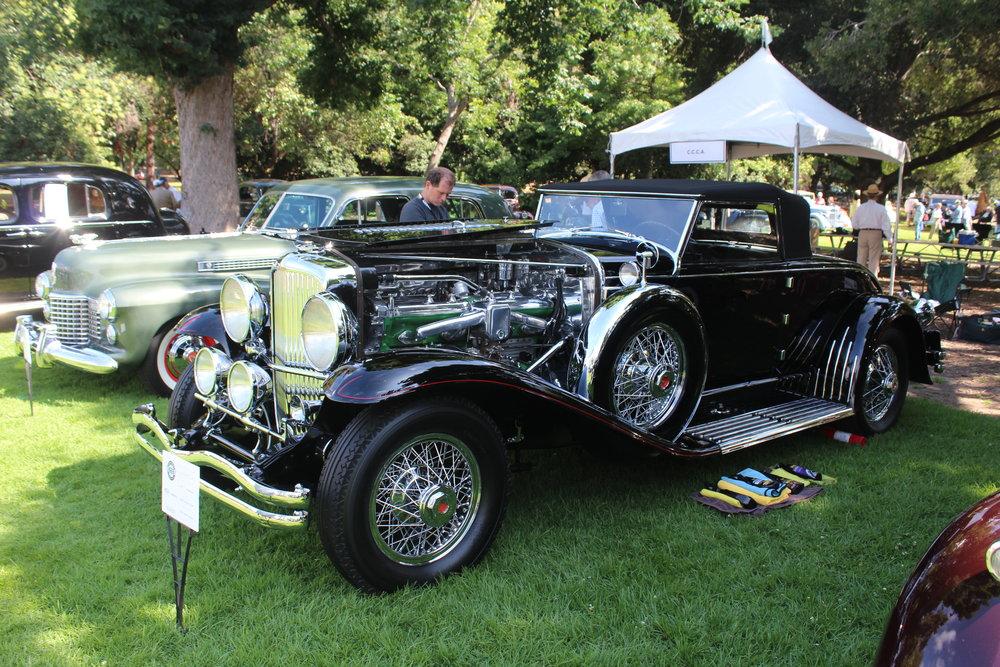 1931 Duesenberg J Convertible Coupe Murphy Rob Hilarides.JPG