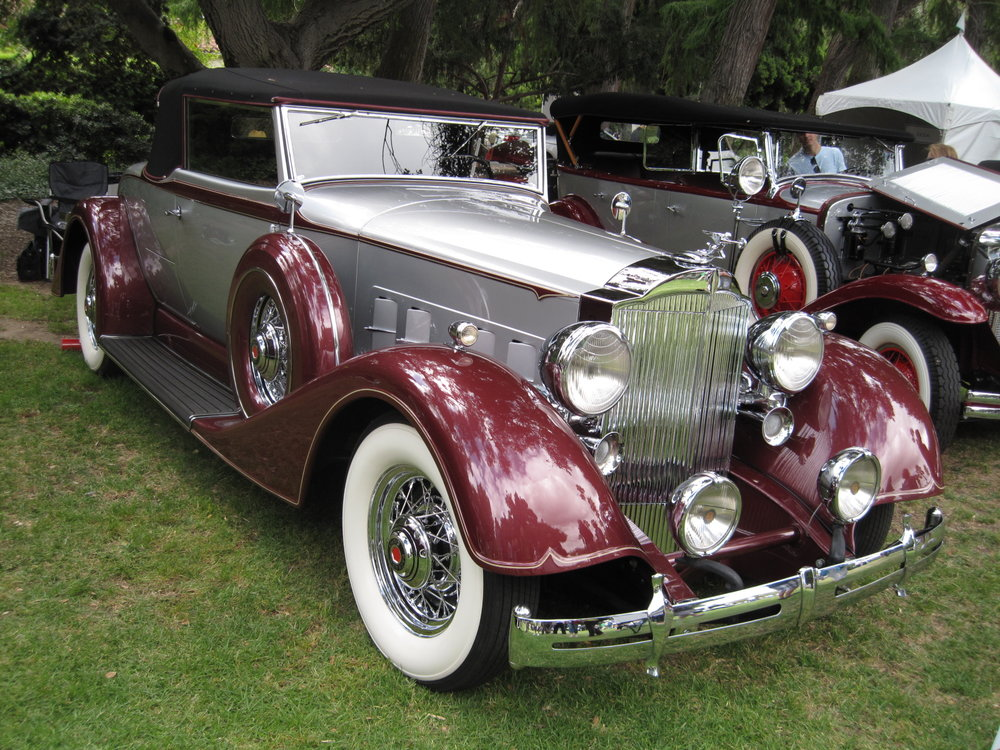 1934 Packard 1101 Coupe Roadster Gary Severns.JPG
