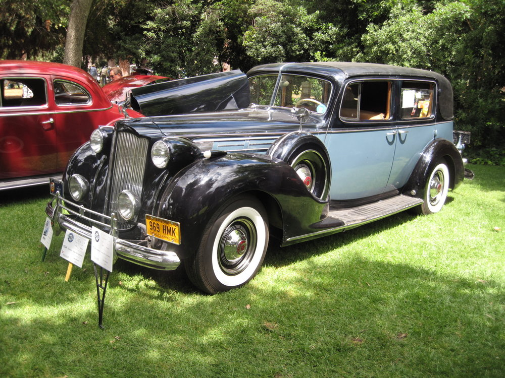 1938 Packard 1607 Formal Sedan Peter Hartmann.JPG