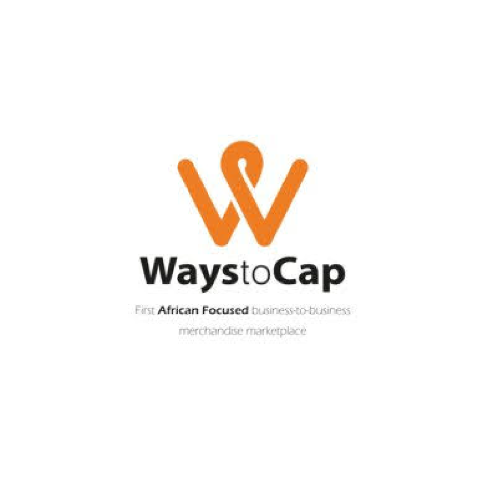 WaystoCap   WaystoCap is a B2B marketplace focused on bringing efficiency and transparency to the trading ecosystem in Africa.
