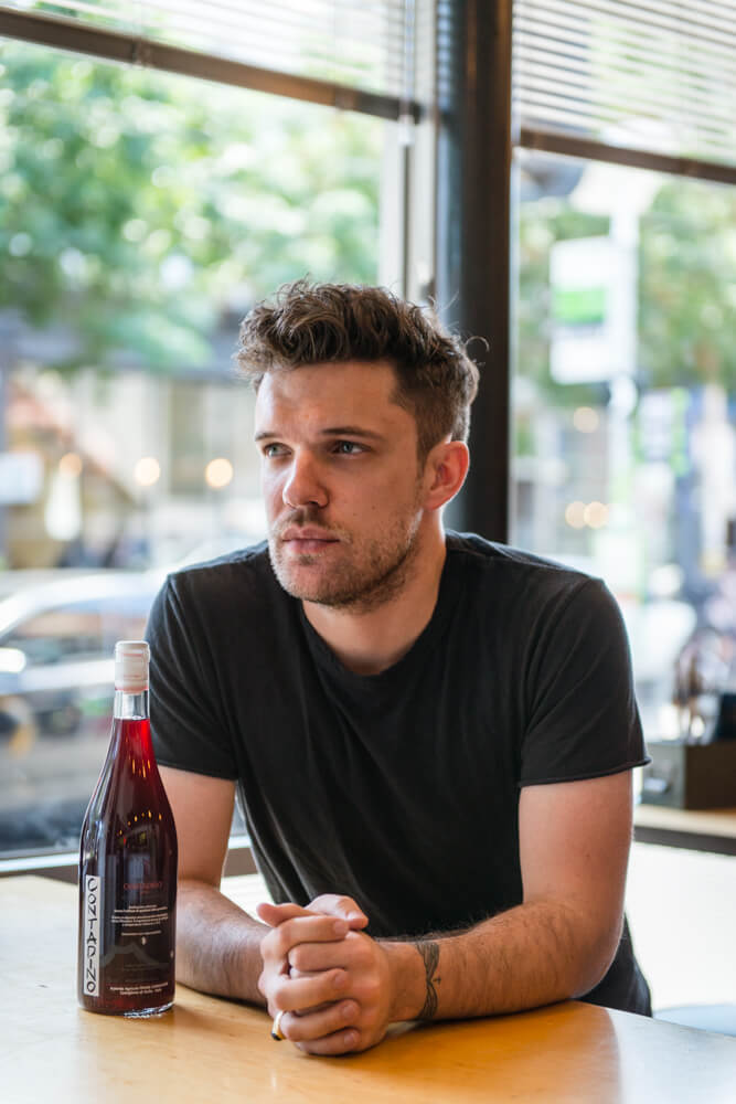 Christian Robertson   Belles Hot Chicken Beverage Director