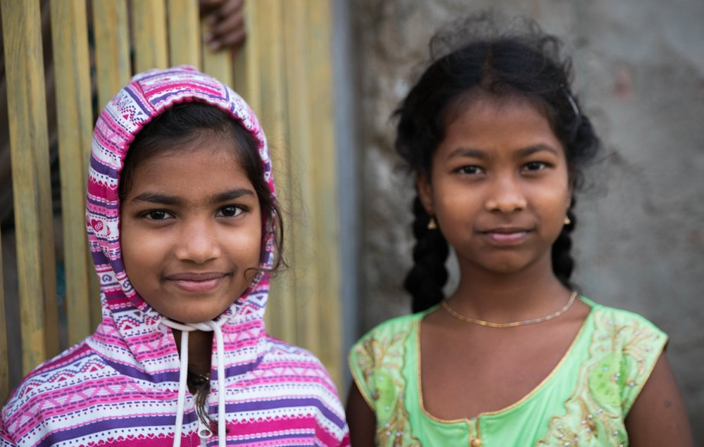 The surrounding villages have many children that lack access to basic education, especially for girls
