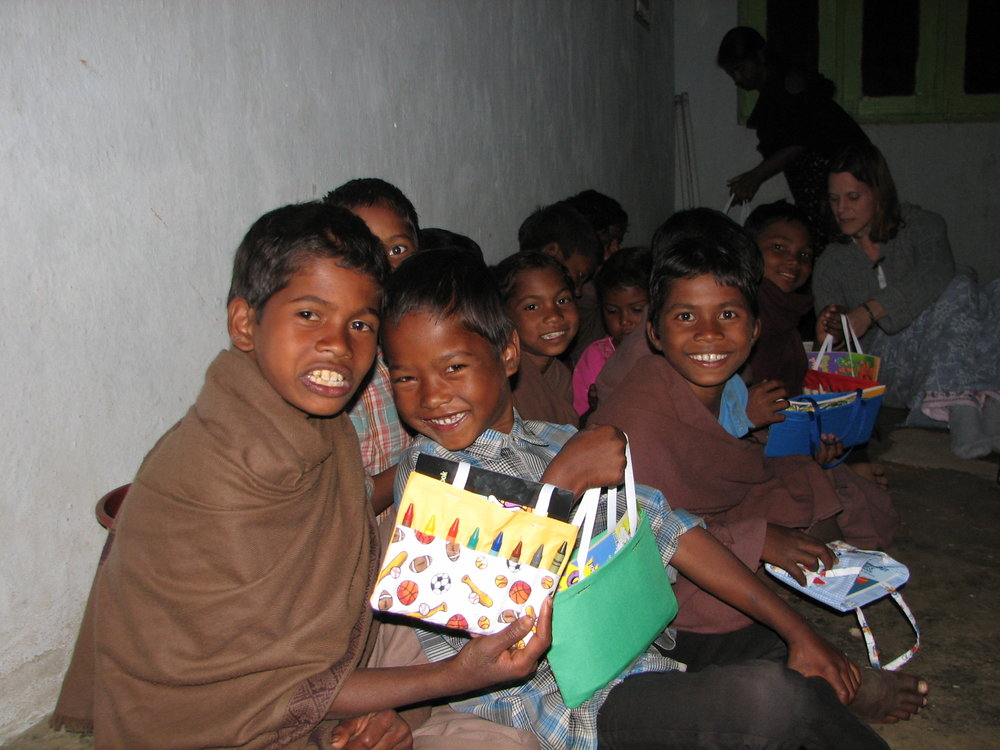 1996 - The Mekala family begins giving street children a home, as well as opening their doors to children who have been left with churches and other Non-profit organizations in Andhra Pradesh.
