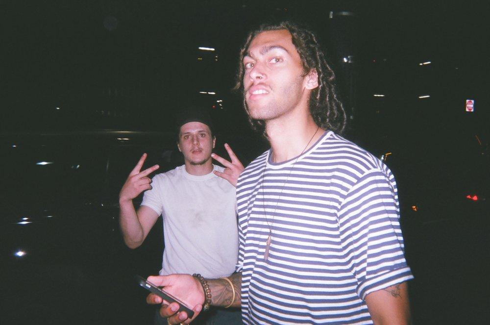 Danny and Austin