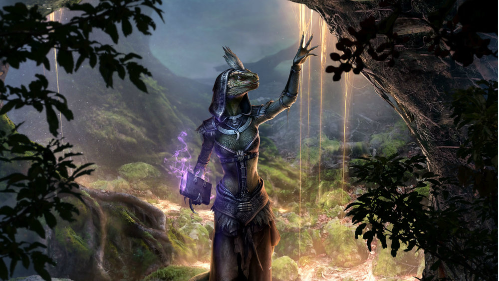 Invoker of the Hist    - Argonian, Agility