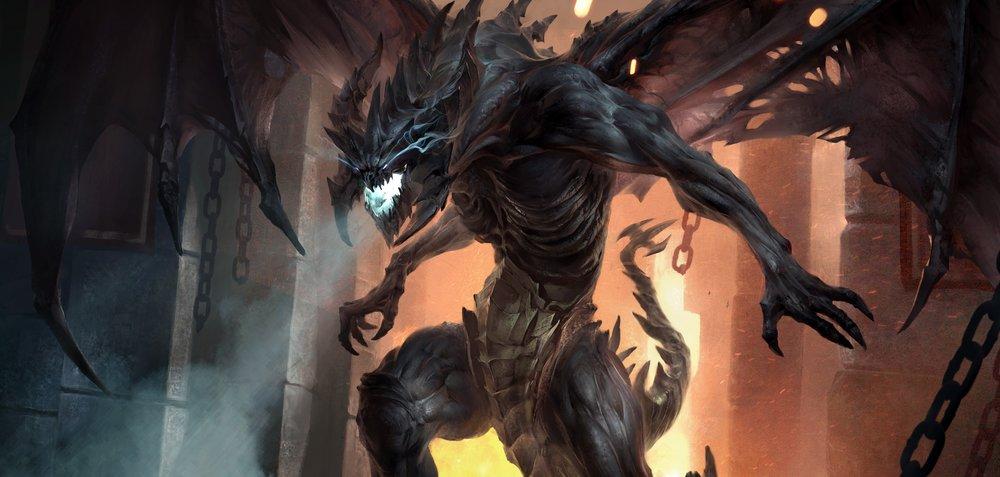 Daedric Titan    - Daedra, Agility