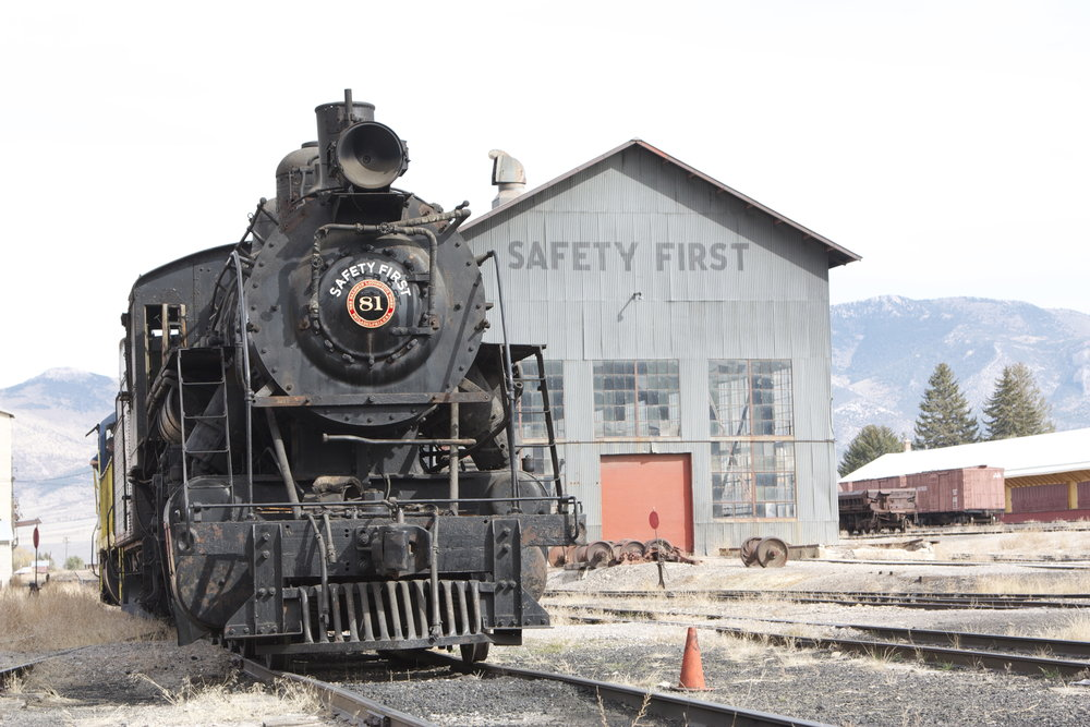The Nevada Northern Railway