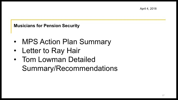 Part 4: - Action Plan Summary and Next Steps
