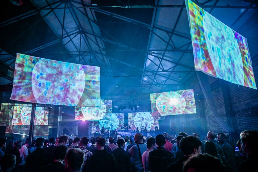 LIVERPOOL INTERNATIONAL FESTIVAL OF PSYCHEDELIA (Credit: Slug)
