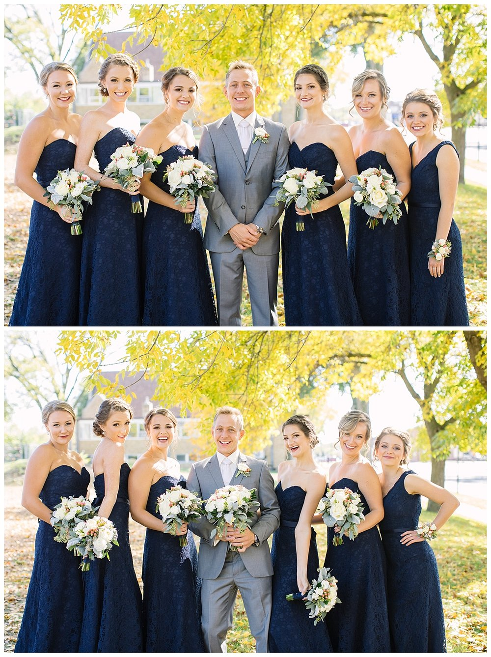 Fall Minnesota Wedding Photographer | Bethany Melvin Photography