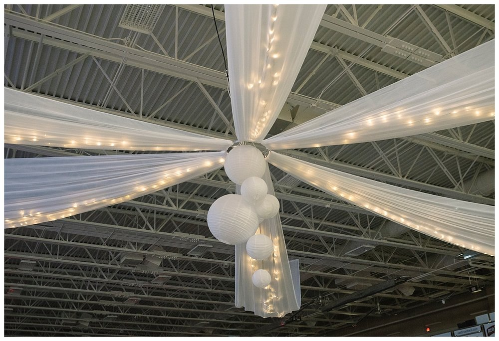 Red Baron Arena Marshall Minnesota Wedding Photographer | Bethany Melvin Photography