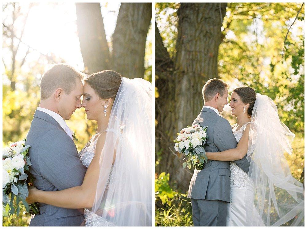 Fall Marshall Minnesota Wedding Photographer | Bethany Melvin Photography