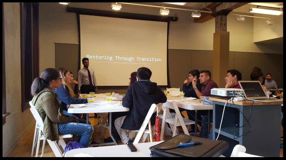 thecandidprofessionals mentor training